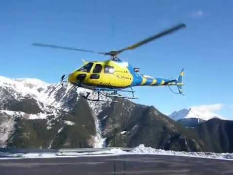 Heliand Andorra - Arinsal Tourist Flights 1