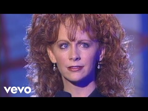 Reba McEntire - She Thinks His Name Was John (Official Music Video)