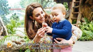 Prins William en Kate openen natuurtuin