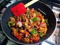 How To Make Chicken Shashlik Original Restaurant Recipe with Gravy by (HUMA IN THE KITCHEN)