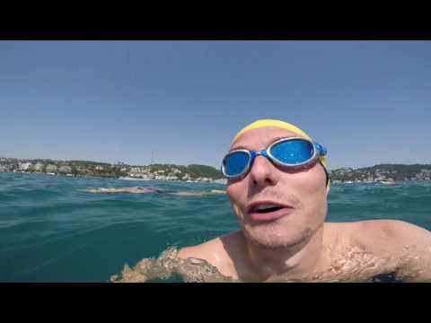 The Bosphorus Cross Continental Swim 2017 | #TheQuest