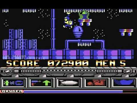 C64 Longplay - Northstar
