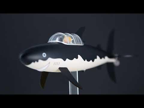 Collection « Les icônes » : Le sous-marin requin