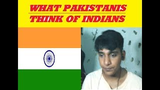 What Pakistani Thinks Of Indians New Video By Virk Vlogs 2018
