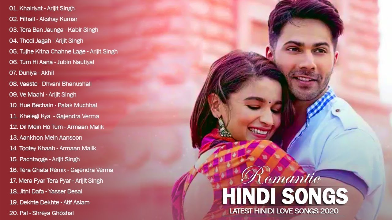 Romantic Hindi Love Songs 2020 Latest Bollywood Romantic Songs April Indian New Songs Hindi Music Youtube Stream tracks and playlists from latest hindi songs 2020 on your desktop or mobile device. romantic hindi love songs 2020 latest bollywood romantic songs april indian new songs hindi music