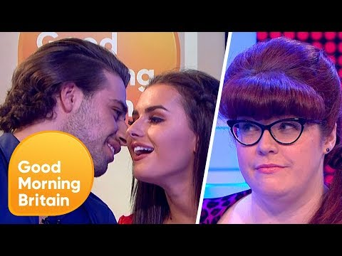 Kem and Amber Take on 'The Vixen'! | Good Morning Britain
