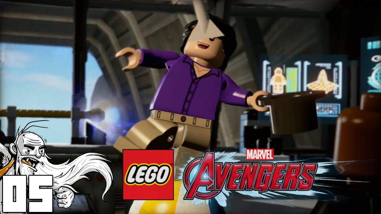 marvel lego part 5