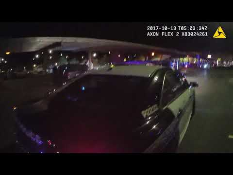 Flagstaff Police Department Officer Body Camera Footage P17-14763