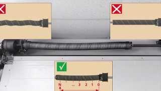 видео Основные отличия промышленных откатных ворот от стандартных.