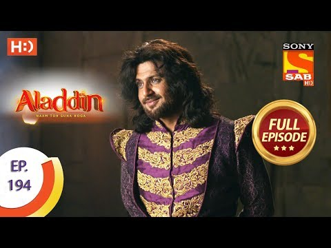 Aladdin - Ep 194 - Full Episode - 14th May, 2019