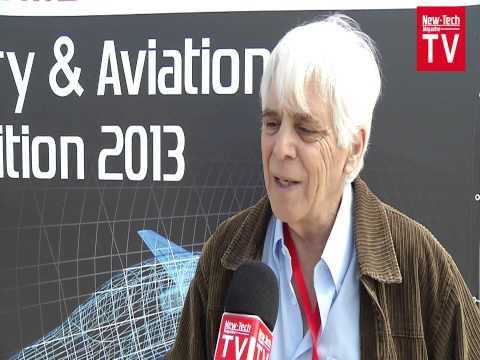 פרופ' אלון גני בכנס Military & Aviation 2013