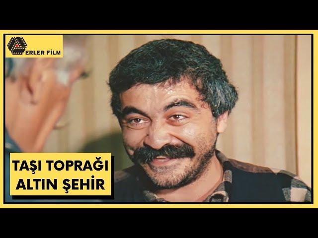 Taşı Toprağı Altın Şehir   Levent Kırca, Ayşegül Atik   Türk Filmi   Full HD