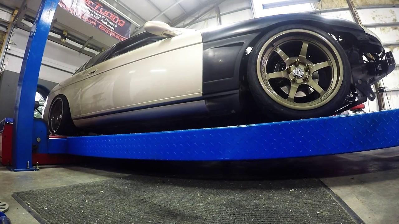 Lexus SC300 LS1 Swap Dyno Session