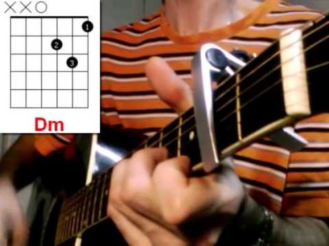 Песня друзей - из м/ф Бременские музыканты - Аккорды на гитаре