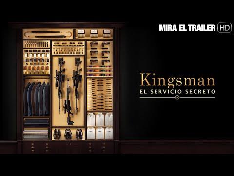 Kingsman, el servicio secreto | Trailer subtitulado | 2014