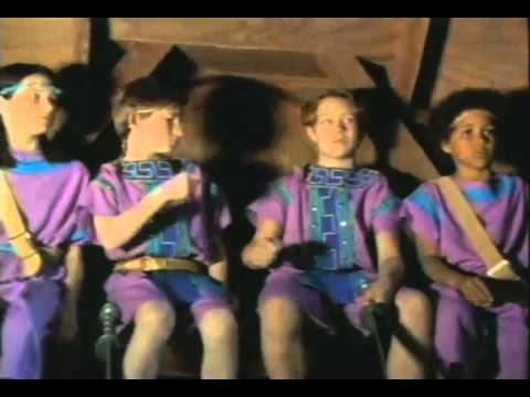 Crayola Kids Adventure Trailer 1997 - YouTube