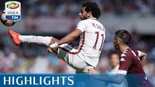 Torino - Roma - 3-1 - Highlights - Giornata 6 - Serie A TIM 2016/17