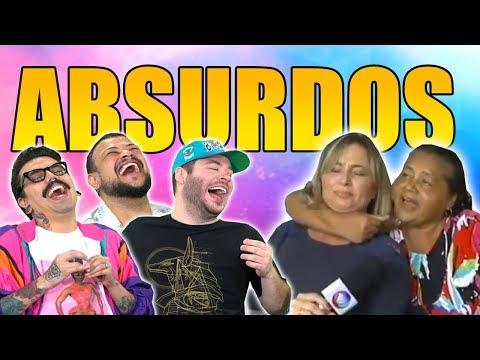 OS MAIORES ABSURD0S DA TV 7 | Ft. Diva Depressão