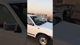 انشطرت سيارته لنصفين!! .. فيديو صادم لحادث مروع في الأحساء راح ضحيته مواطن!! |  صحيفة الأحساء نيوز