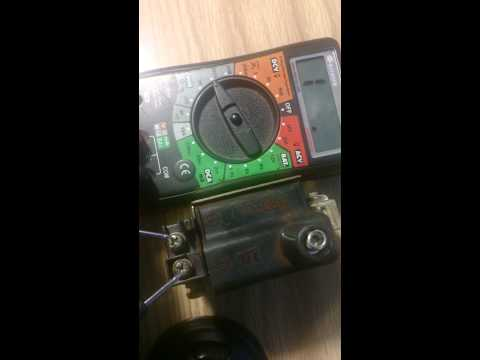Test Ignition Coil 93 Honda Civic