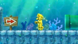 New Super Mario Bros. 2 - #8 Walkthrough
