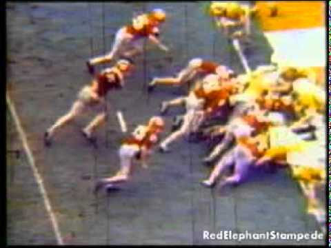 """1966 Alabama vs Tennessee: """"The Snake Slithers"""""""