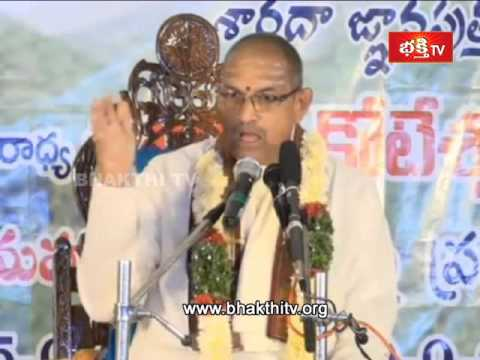 Srisaila Mahathyam - Chaganti Koteswara Rao Discourse on Hindu Marriage And Rituals ...