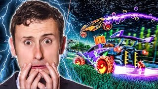 """THE NEW """"HAUNTED HALLOWS"""" ROCKET LEAGUE UPDATE IS HERE!"""