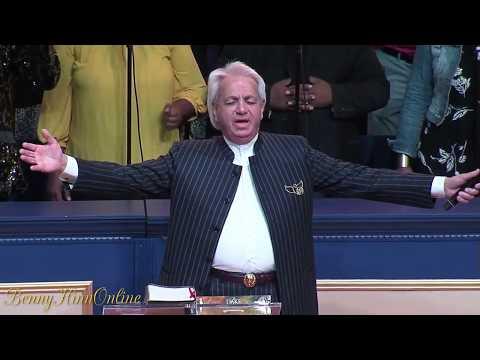 Benny Hinn 2018, Chicago Holy Spirit Conference - Part I, June 8, 2018