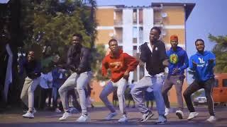 Mike Kalambay -  C'est ton jour challenge danse  video by 243 léopard danse