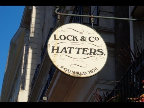 The World's Oldest Hat Shop   Lock and Co.