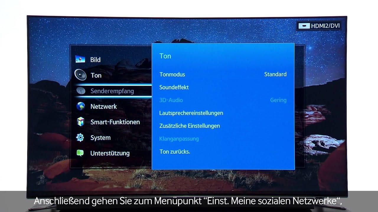 Samsung Allshare App