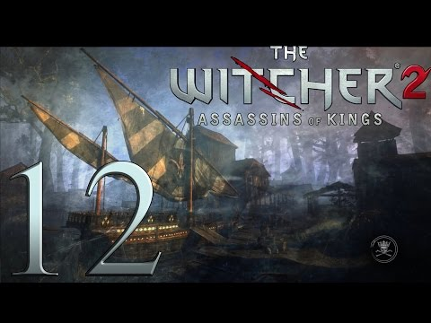 The Witcher 2 #12 - Tells Women To Get Dressed Before He Ploughs'em