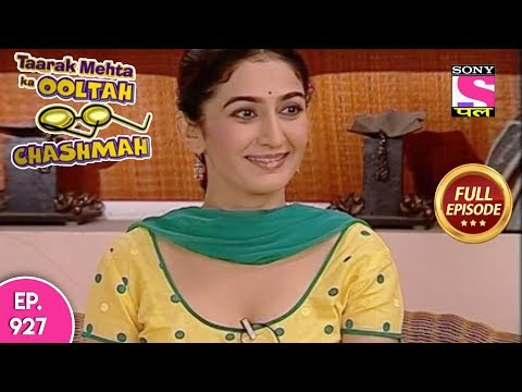 Taarak Mehta Ka Ooltah Chashmah - Full Episode 927 - 28th January, 2018