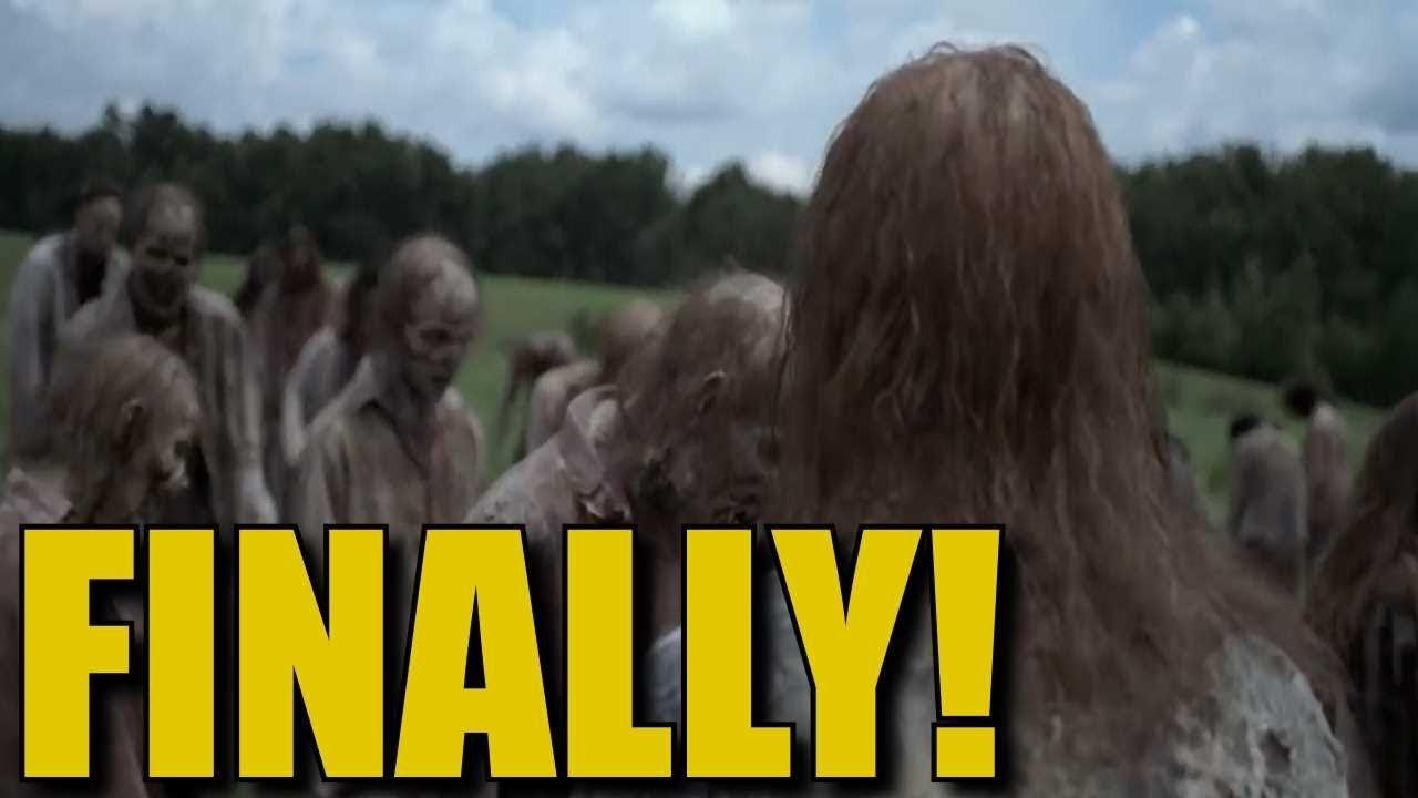 Walking Dead Season 9 Episode 8 Opening Breakdown Spoilers Theory Finally We Will See Them