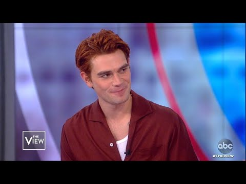 """K.J. Apa Shares Hardest American Word to Learn and """"I Still Believe"""" Movie 