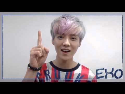 dodolpop EXO Luhan Video alarm Morning call (Korean Ver)