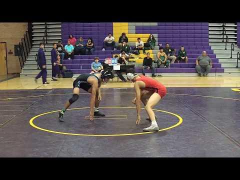 Pueblo Wrestling vs. Tucson At William Bell 2017