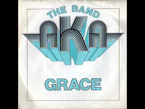 The Band Aka - Grace (Astrolabio Discotheque) 1981