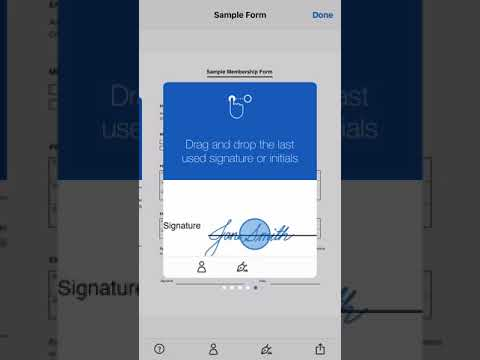 #TechTipTuesday - Adobe Fill and Sign