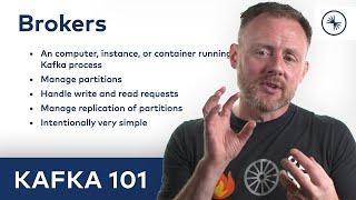 Apache Kafka 101: Brokers