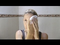Part 1: Dry Oil Cleansing Method For Dry Or Maturing Skin (Demo & Recommendations) Ep38