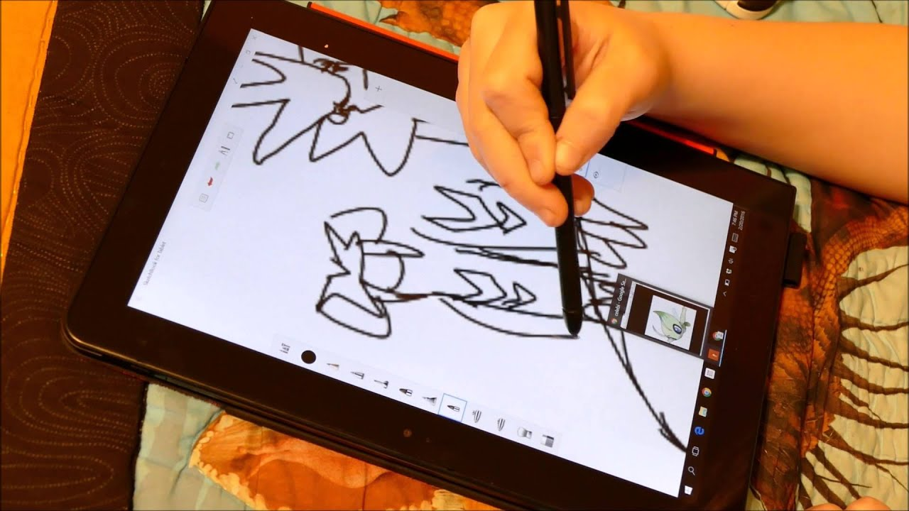 lenovo x220 tablet_Drawing with the Lenovo ThinkPad Tablet 10 - YouTube
