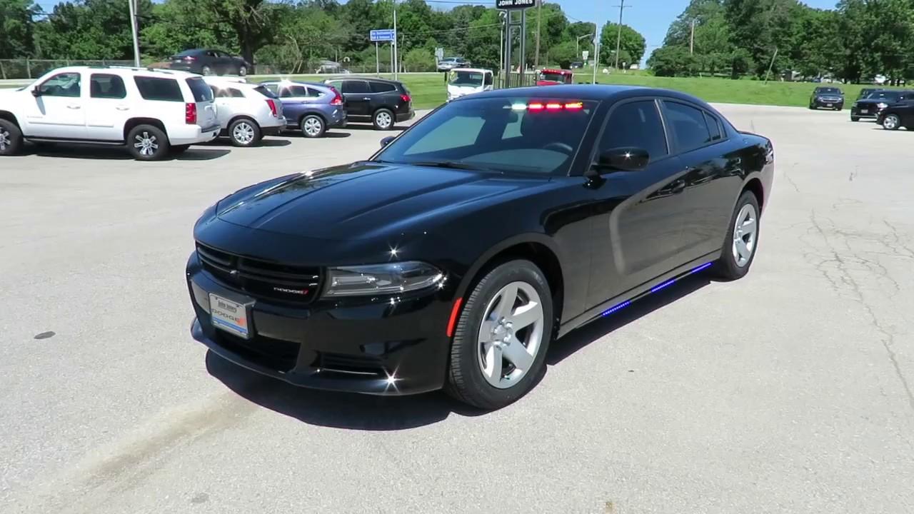 2017 St Regis Dodge Charger Police Pursuit Vehicle Unmarked