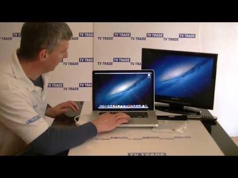Mini Display Port To HDMI Adapter