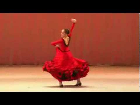 Miko Fogarty, 16, Moscow IBC Gold Medalist - Character Dance -