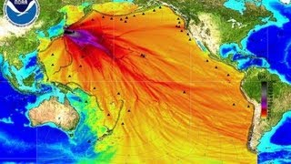 Radioactive Water From Fukushima Is Poisoning The Entire Pacific Ocean