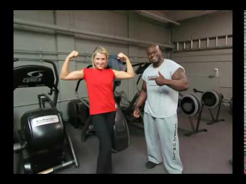 Freddy Palmer Personal Trainer Ottawa Back and Shoulder Workout With Client Ashley