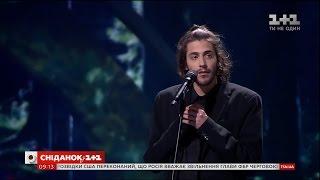 Дивовижний шлях успіху переможця Євробачення-2017 Сальвадора Собрала
