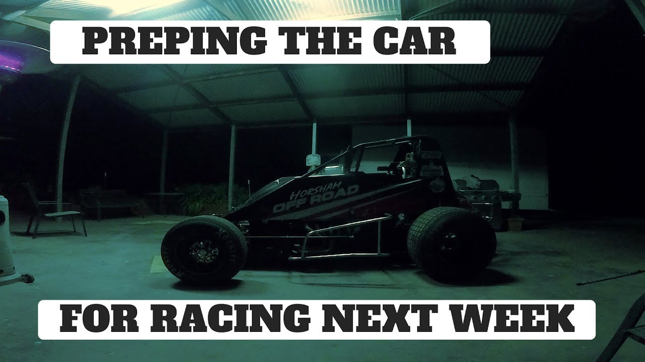 Hateley Motorsport Vlog 5 V60 Wingless Sprintcar Racing Setup For